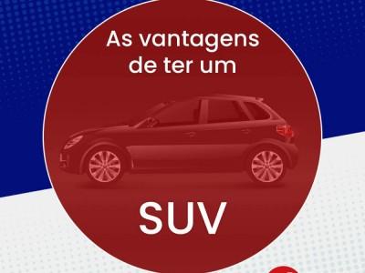 Descubra as vantagens de ter um SUV