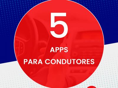 As 5 melhores apps para condutores