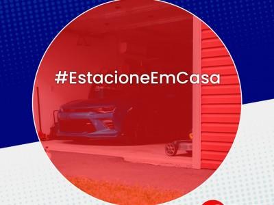 #EstacioneEmCasa e Cuide da Saúde do seu Carro em 5 Passos!