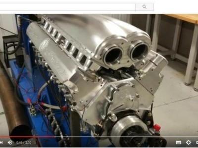 E que tal um V16 com 12300cc e 5000cv?