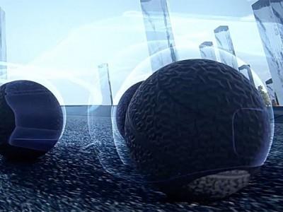 A Goodyear reinventou a roda e é.... uma esfera!